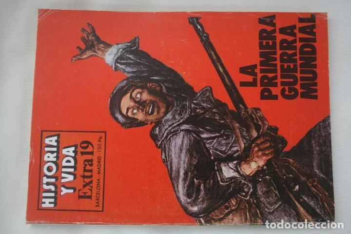 Coleccionismo de Revista Historia y Vida: REVISTA COLECCIONABLE HISTORIA Y VIDA EXTRA DEL Nº 1 AL Nº 29 - BARCELONA MADRID – 29 EJEMPLARES - Foto 20 - 204078701