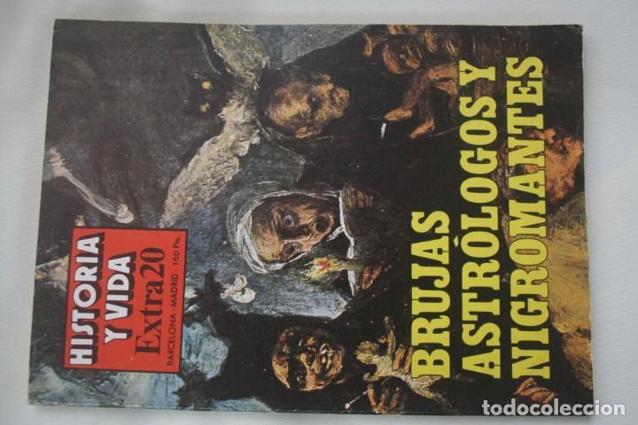 Coleccionismo de Revista Historia y Vida: REVISTA COLECCIONABLE HISTORIA Y VIDA EXTRA DEL Nº 1 AL Nº 29 - BARCELONA MADRID – 29 EJEMPLARES - Foto 21 - 204078701