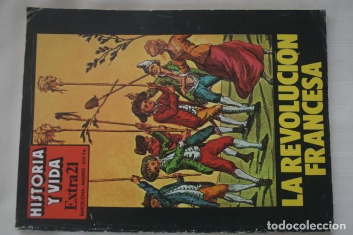 Coleccionismo de Revista Historia y Vida: REVISTA COLECCIONABLE HISTORIA Y VIDA EXTRA DEL Nº 1 AL Nº 29 - BARCELONA MADRID – 29 EJEMPLARES - Foto 22 - 204078701