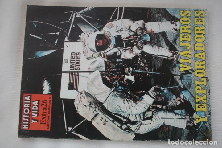 Coleccionismo de Revista Historia y Vida: REVISTA COLECCIONABLE HISTORIA Y VIDA EXTRA DEL Nº 1 AL Nº 29 - BARCELONA MADRID – 29 EJEMPLARES - Foto 27 - 204078701