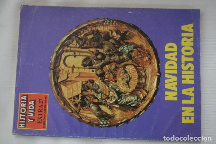 Coleccionismo de Revista Historia y Vida: REVISTA COLECCIONABLE HISTORIA Y VIDA EXTRA DEL Nº 1 AL Nº 29 - BARCELONA MADRID – 29 EJEMPLARES - Foto 28 - 204078701