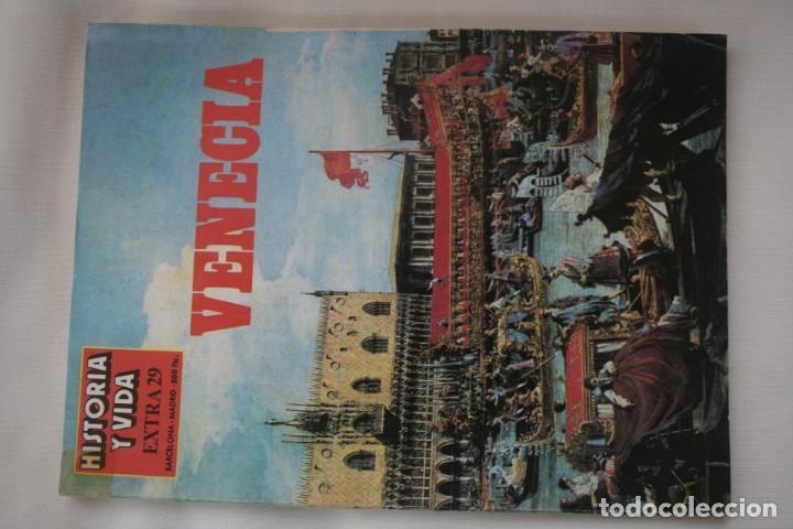Coleccionismo de Revista Historia y Vida: REVISTA COLECCIONABLE HISTORIA Y VIDA EXTRA DEL Nº 1 AL Nº 29 - BARCELONA MADRID – 29 EJEMPLARES - Foto 30 - 204078701