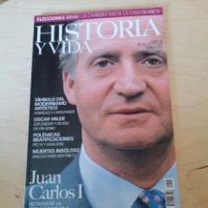 Coleccionismo de Revista Historia y Vida: HISTORIA Y VIDA. N. 392. NOV. 2000. Lote 204502145
