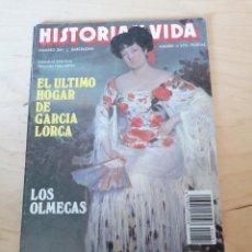Coleccionismo de Revista Historia y Vida: HISTORIA Y VIDA. N. 281. Lote 204502337