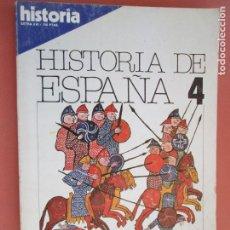 Coleccionismo de Revista Historia y Vida: HISTORIA REVISTA EXTRA XVI , HISTORIA DE ESPAÑA . UNA SOCIEDAD EN GUERRA. Lote 205034595