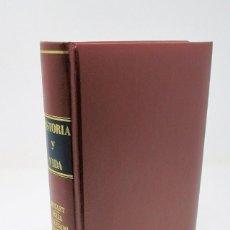 Coleccionismo de Revista Historia y Vida: HISTORIA Y VIDA - TOMO XVI - EXTRA Nº 61, 62, 63 Y 64.. Lote 205046655