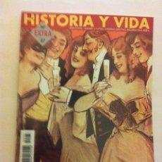Coleccionismo de Revista Historia y Vida: HISTORIA Y VIDA - EXTRA Nº. 87 - EL MUNDO DE LA OPERETA-NUEVO. Lote 205084841