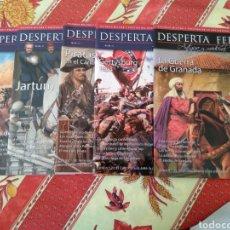 Coleccionismo de Revista Historia y Vida: REVISTAS DE HISTORIA DESPERTAR FERRO LOTE DE 5. Lote 205183762