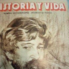 Coleccionismo de Revista Historia y Vida: HISTORIA Y VIDA NÚMERO 162 SANTIAGO RUSIÑOL. Lote 206191871