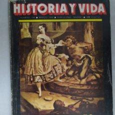 Coleccionismo de Revista Historia y Vida: REVISTA HISTORIA Y VIDA Nº 144 VICTOR HUGO. UNA VIDA ROMÁNTICA. EL CARNICERO DE HANNOVER.. Lote 231817505