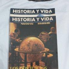 Coleccionismo de Revista Historia y Vida: REVISTA HISTORIA Y VIDA NÚMERO 322 Y 323. 1995. Lote 214199507