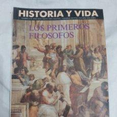Coleccionismo de Revista Historia y Vida: REVISTA HISTORIA Y VIDA NÚMERO 314. 1994.. Lote 214199612