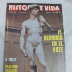 Coleccionismo de Revista Historia y Vida: REVISTA HISTORIA Y VIDA NÚMERO 293. 1993.. Lote 214199925
