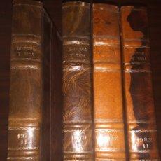 Coleccionismo de Revista Historia y Vida: LOTE 4 GRAN LIBRO DE HISTORIA Y VIDA. Lote 214409221