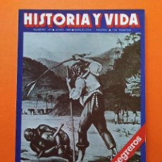 Coleccionismo de Revista Historia y Vida: HISTORIA Y VIDA Nº 147 - AÑO VIII - ZOOHISTORIA DE ESPAÑA - PERSIA, AYER - 1975 ...L2331. Lote 222422646