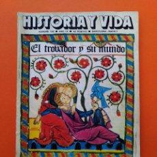 Coleccionismo de Revista Historia y Vida: HISTORIA Y VIDA Nº 103 - AÑO IX - LA HISTORIA DEL WHISKY - 1976 ...L2341. Lote 222432436