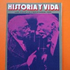 Coleccionismo de Revista Historia y Vida: HISTORIA Y VIDA Nº 104 - AÑO IX - CATALUÑA Y ESPAÑA: ESTATUTO DE AUTONOMIA - 1976 ...L2342. Lote 222432778