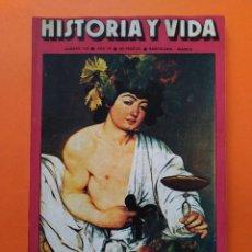 """Coleccionismo de Revista Historia y Vida: HISTORIA Y VIDA Nº 105 - AÑO IX - EL VINO EN EL SIGLO DE ORO, LOS -""""TIGRES VOLADORES"""" - 1976...L2343. Lote 222432981"""