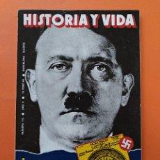 Coleccionismo de Revista Historia y Vida: HISTORIA Y VIDA Nº 115 - AÑO X - LOS MAGOS QUE ENGAÑARON A HITLER - 1977...L2352. Lote 222439065