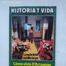 Coleccionismo de Revista Historia y Vida: HISTORIA Y VIDA Nº 102 - AÑO IX - LA NOCHE DE LOS CUCHILLOS LARGOS - 1976. TDKC84. Lote 222868233