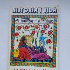 Coleccionismo de Revista Historia y Vida: HISTORIA Y VIDA Nº 103 - AÑO IX - LA HISTORIA DEL WHISKY - 1976 . TDKC85. Lote 222884890
