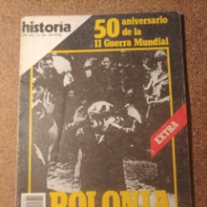 Coleccionismo de Revista Historia y Vida: HISTORIA Y VIDA 50 ANIVERSARIO DE LA II GUERRA MUNDIAL DEL AÑO XIV Nº 162. Lote 222967447