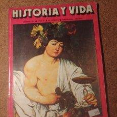 Coleccionismo de Revista Historia y Vida: HISTORIA Y VIDA EL VINO EN EL SIGLO DE ORO DEL AÑO IX Nº 105. Lote 222971535