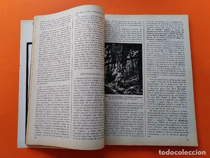 Coleccionismo de Revista Historia y Vida: HISTORIA Y VIDA EXTRA Nº 13 - BANDIDOS Y BANDOLEROS - 1978...L2469 - Foto 3 - 223201368