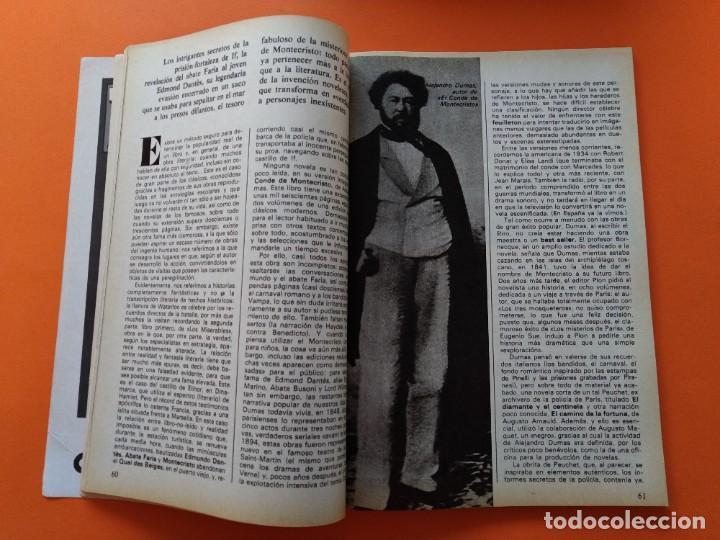 Coleccionismo de Revista Historia y Vida: HISTORIA Y VIDA EXTRA Nº 18 - CARCELES Y EVASIONES - 1978...L2472 - Foto 3 - 223203673