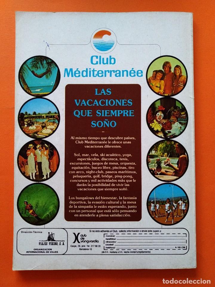 Coleccionismo de Revista Historia y Vida: HISTORIA Y VIDA EXTRA Nº 18 - CARCELES Y EVASIONES - 1978...L2472 - Foto 4 - 223203673