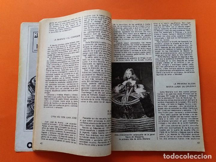 Coleccionismo de Revista Historia y Vida: HISTORIA Y VIDA EXTRA Nº 22 - REINAS DE ESPAÑA - 1981...L2473 - Foto 3 - 223203876