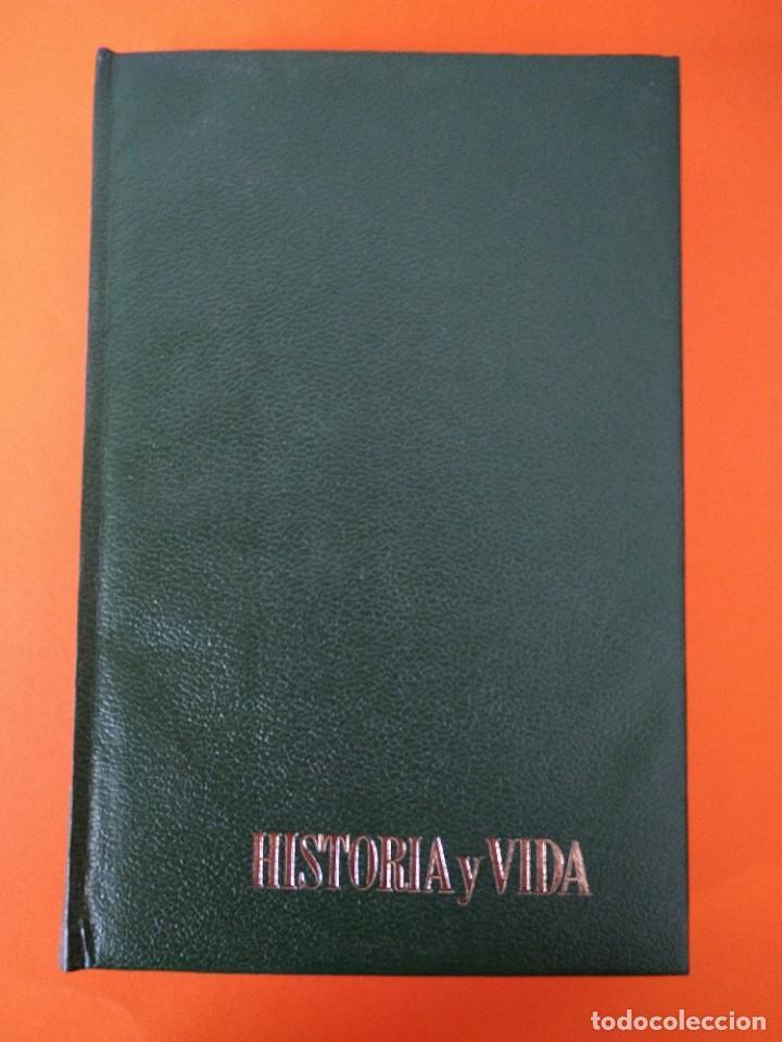 """Coleccionismo de Revista Historia y Vida: REVISTA - """"HISTORIA Y VIDA"""" ENCUADERNADA - 3 - AÑO II - Nº ( 15 AL 20 ) - AÑO 1969...L2513 - Foto 2 - 223900247"""