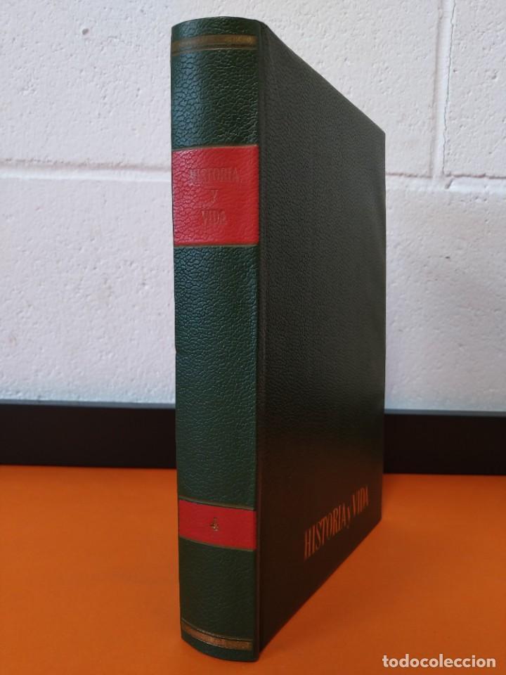 """REVISTA - """"HISTORIA Y VIDA"""" ENCUADERNADA - 4 - AÑO III - Nº ( 20 AL 25 ) - AÑO 1970...L2514 (Coleccionismo - Revistas y Periódicos Modernos (a partir de 1.940) - Revista Historia y Vida)"""