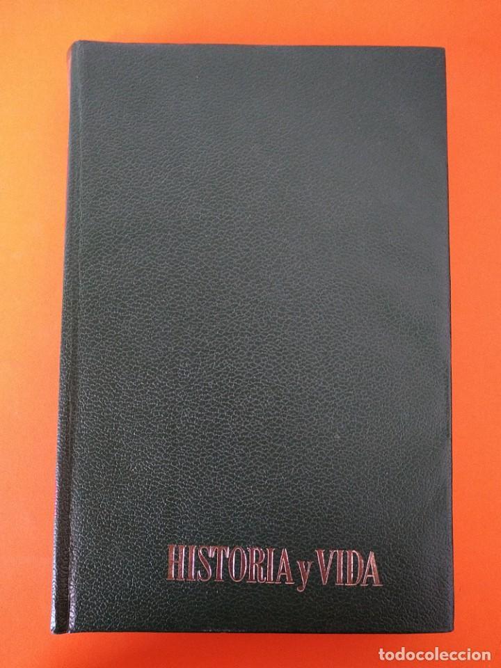 """Coleccionismo de Revista Historia y Vida: REVISTA - """"HISTORIA Y VIDA"""" ENCUADERNADA - 4 - AÑO III - Nº ( 20 AL 25 ) - AÑO 1970...L2514 - Foto 2 - 223901582"""