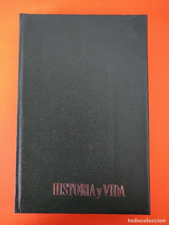 """Coleccionismo de Revista Historia y Vida: REVISTA - """"HISTORIA Y VIDA"""" ENCUADERNADA - 5 - AÑO III - Nº ( 25 AL 30 ) - AÑO 1970...L2515 - Foto 2 - 223902027"""