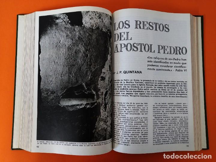 """Coleccionismo de Revista Historia y Vida: REVISTA - """"HISTORIA Y VIDA"""" ENCUADERNADA - 5 - AÑO III - Nº ( 25 AL 30 ) - AÑO 1970...L2515 - Foto 5 - 223902027"""