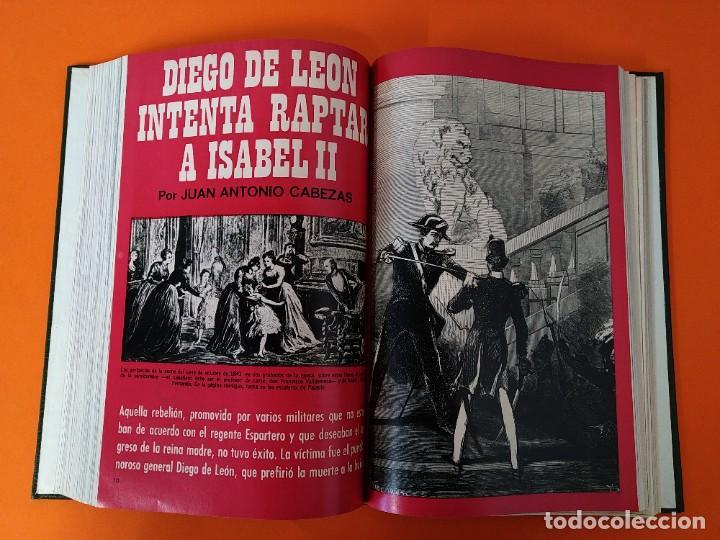 """Coleccionismo de Revista Historia y Vida: REVISTA - """"HISTORIA Y VIDA"""" ENCUADERNADA - 5 - AÑO III - Nº ( 25 AL 30 ) - AÑO 1970...L2515 - Foto 6 - 223902027"""