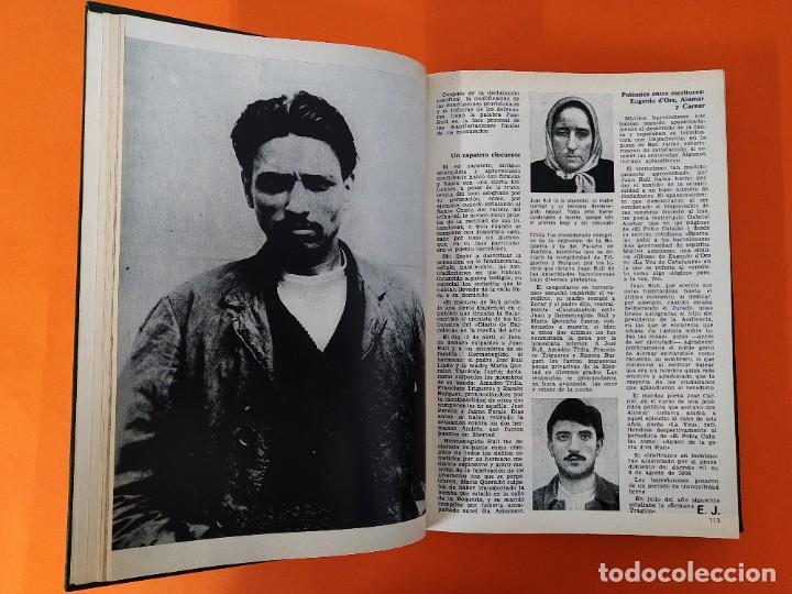 """Coleccionismo de Revista Historia y Vida: REVISTA - """"HISTORIA Y VIDA"""" AÑO 1969 - DOS TOMOS ENCUADERNADOS - Nº (10 AL 21) ...L2516 - Foto 4 - 223904330"""