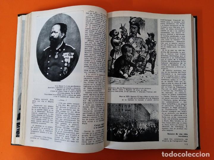 """Coleccionismo de Revista Historia y Vida: REVISTA - """"HISTORIA Y VIDA"""" AÑO 1969 - DOS TOMOS ENCUADERNADOS - Nº (10 AL 21) ...L2516 - Foto 5 - 223904330"""