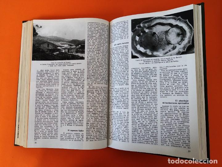"""Coleccionismo de Revista Historia y Vida: REVISTA - """"HISTORIA Y VIDA"""" AÑO 1969 - DOS TOMOS ENCUADERNADOS - Nº (10 AL 21) ...L2516 - Foto 6 - 223904330"""
