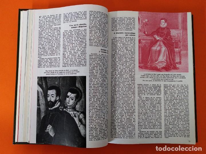 """Coleccionismo de Revista Historia y Vida: REVISTA - """"HISTORIA Y VIDA"""" AÑO 1970 - DOS TOMOS ENCUADERNADOS - Nº (22 AL 33) ...L2517 - Foto 4 - 223904903"""