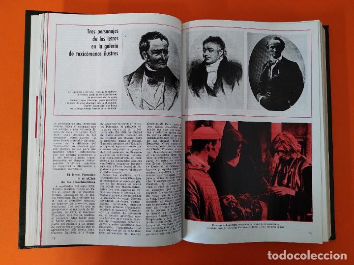 """Coleccionismo de Revista Historia y Vida: REVISTA - """"HISTORIA Y VIDA"""" AÑO 1970 - DOS TOMOS ENCUADERNADOS - Nº (22 AL 33) ...L2517 - Foto 8 - 223904903"""