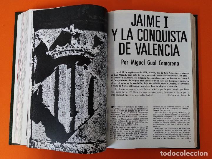 """Coleccionismo de Revista Historia y Vida: REVISTA - """"HISTORIA Y VIDA"""" AÑO 1970 - DOS TOMOS ENCUADERNADOS - Nº (22 AL 33) ...L2517 - Foto 9 - 223904903"""