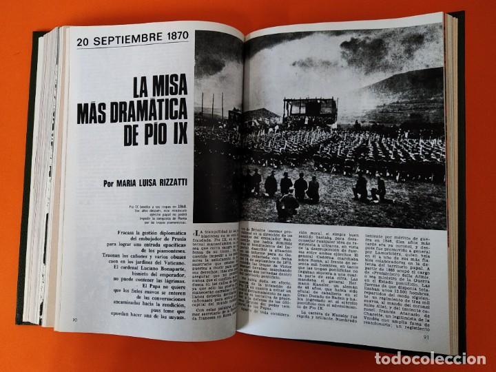 """Coleccionismo de Revista Historia y Vida: REVISTA - """"HISTORIA Y VIDA"""" AÑO 1970 - DOS TOMOS ENCUADERNADOS - Nº (22 AL 33) ...L2517 - Foto 10 - 223904903"""