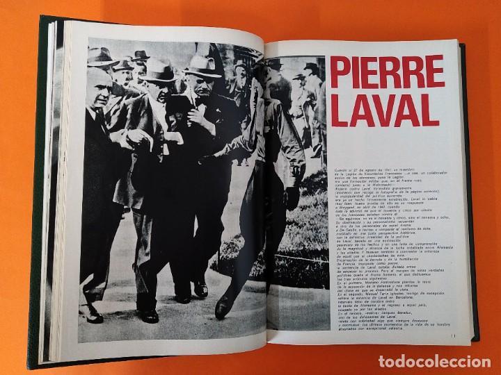 """Coleccionismo de Revista Historia y Vida: REVISTA - """"HISTORIA Y VIDA"""" AÑO 1971 - DOS TOMOS ENCUADERNADOS - Nº (34 AL 45) ...L2518 - Foto 4 - 223905172"""