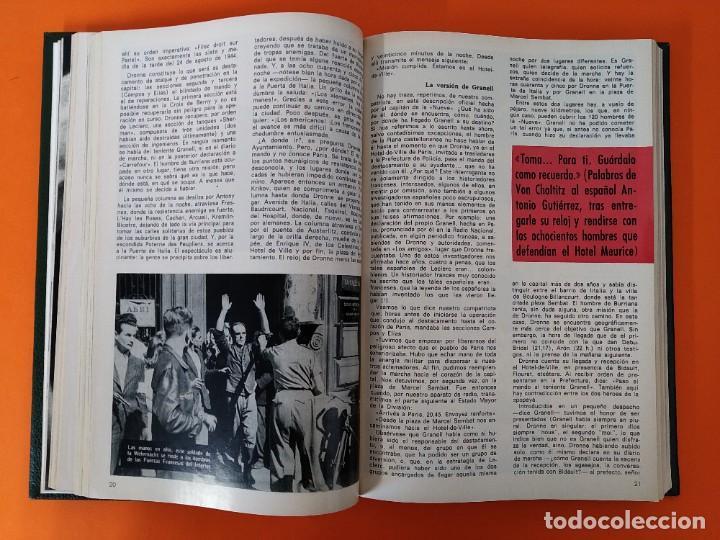 """Coleccionismo de Revista Historia y Vida: REVISTA - """"HISTORIA Y VIDA"""" AÑO 1971 - DOS TOMOS ENCUADERNADOS - Nº (34 AL 45) ...L2518 - Foto 5 - 223905172"""