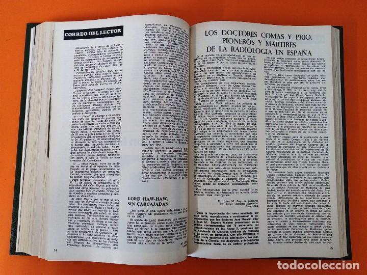 """Coleccionismo de Revista Historia y Vida: REVISTA - """"HISTORIA Y VIDA"""" AÑO 1971 - DOS TOMOS ENCUADERNADOS - Nº (34 AL 45) ...L2518 - Foto 7 - 223905172"""