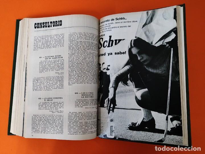 """Coleccionismo de Revista Historia y Vida: REVISTA - """"HISTORIA Y VIDA"""" AÑO 1972 - DOS TOMOS ENCUADERNADOS - Nº (46 AL 57) ...L2519 - Foto 6 - 223905653"""