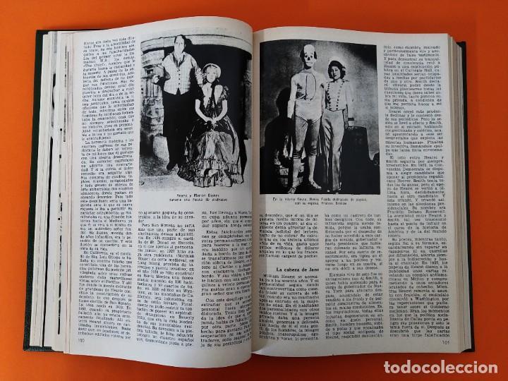 """Coleccionismo de Revista Historia y Vida: REVISTA - """"HISTORIA Y VIDA"""" AÑO 1972 - DOS TOMOS ENCUADERNADOS - Nº (46 AL 57) ...L2519 - Foto 8 - 223905653"""