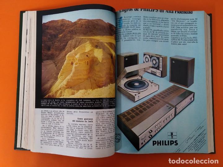 """Coleccionismo de Revista Historia y Vida: REVISTA - """"HISTORIA Y VIDA"""" AÑO 1972 - DOS TOMOS ENCUADERNADOS - Nº (46 AL 57) ...L2519 - Foto 9 - 223905653"""